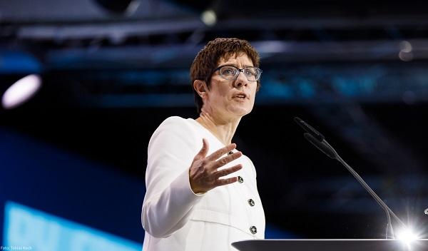 Annegret Kramp-Karrenbauer (© CDU/Tobias Koch)