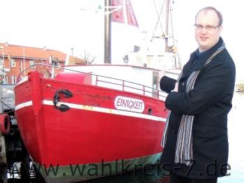 Arne Krohn Boot