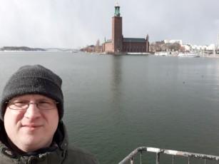 AK, Wasser und Stadshus · (c) Arne Krohn