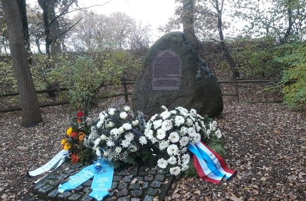 Gedenkstein KZ Wittmoor
