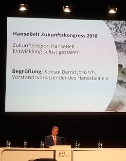 HanseBelt Zukunftskongress 2018