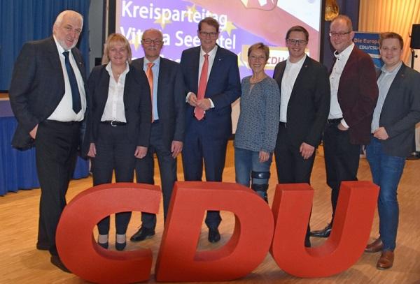 Geschäftsführender CDU-Kreisvorstand