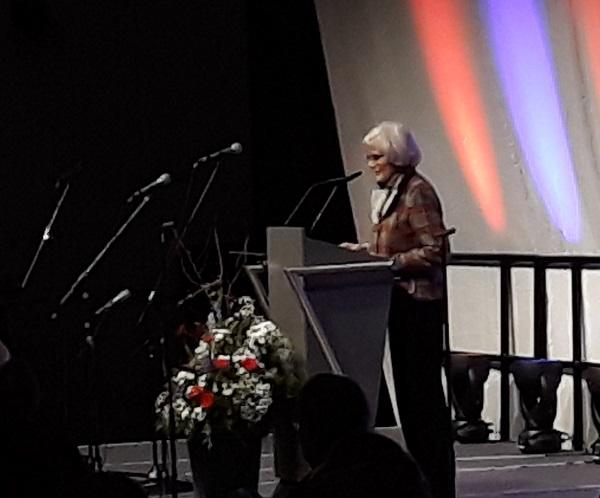 Stadtpräsidentin Kathrin Oehme