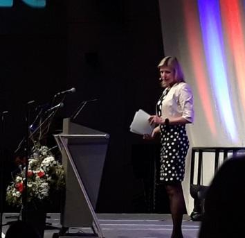 Oberbürgermeisterin Elke Christina Roeder